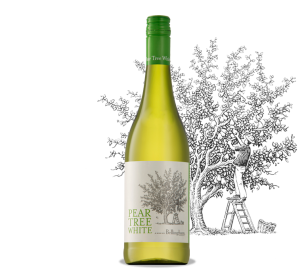 Chenin Blanc Viognier blend Bellingham Pear Tree